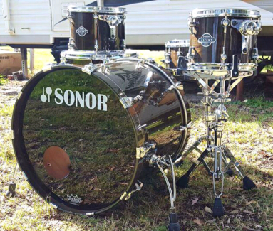 Sonor ascent 5 pc shell pack
