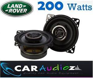 LAND-ROVER-protezione-anteriore-cruscotto-SPEAKER-AUTOTEK-altoparlante-auto-kit