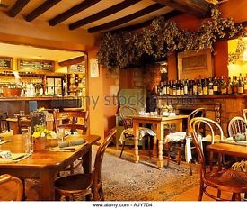 Head Chef for Country Pub in Burford £30,000k