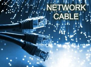 Camera installation and Network cabling
