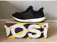 Adidas Ultra Boosts Size 6 worn once