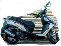 2016 SINNIS SHUTTLE 125cc MOTORSCOOTER