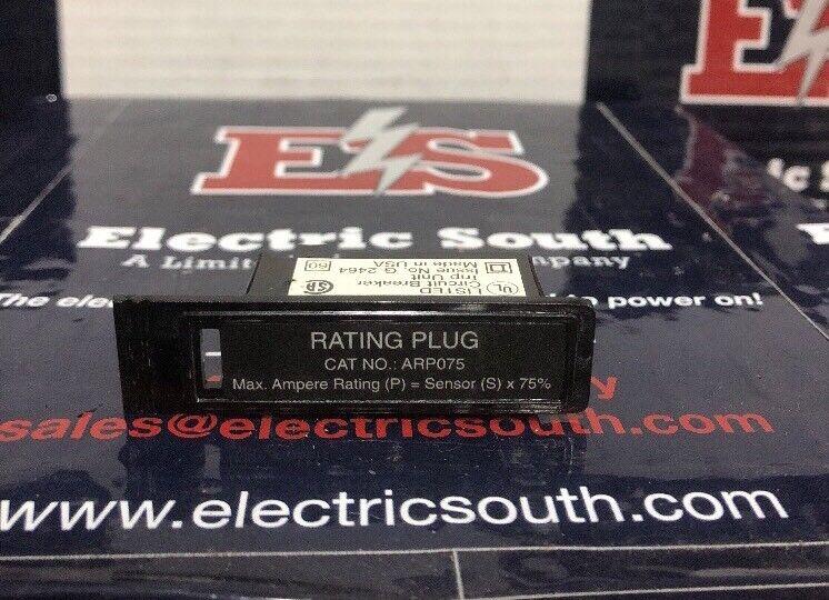 Square D Rating Plug ARP075 75% Rated Sensor