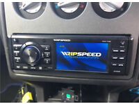Ripspeed DVD in car stereo