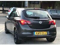 2015 Vauxhall Corsa 1,4 litre 3dr automatic
