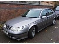 BREAKING. Saab 9-5 vector 2.0 Turbo. 2003. Automatic. All Parts Available. Engine Smokes.