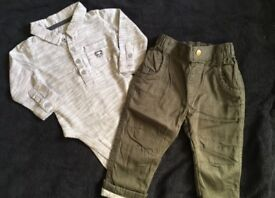 Boys 6-9 months Bundle (7 items)
