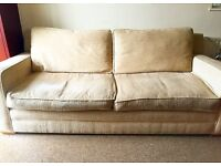 Comfortable 3 month old sofa for sale