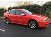 ** 2005 Seat Leon FR 1.9 TDI 150bhp ** only £1395 **