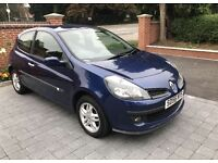 2006 56 Renault Clio 1.5 DCI New Shape £30 Tax