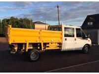 2011 61 Ford Transit Tipper NO VAT