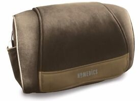 Homedics Deluxe Shiatsu Cushion with heat