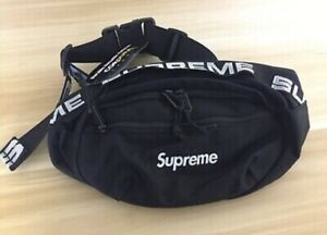 SUPREME SS18 FANNY PACK DEADSTOCK $200