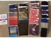 iPad cases all new total 26 various models