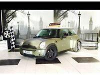 ★🚷KWIKI AUTO SALES🚳★2004 MINI COOPER 1.6 PETROL★NEW CLUTCH & GEARBOX★MATTE GREEN★WARRANTY+SERVICE★