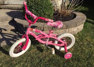 "Excellent Condition 14"" Hello Kitty Bike"