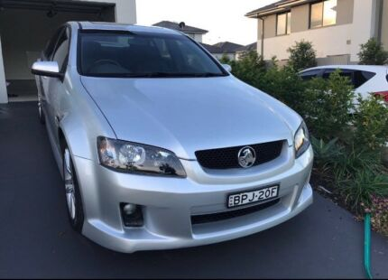 2010 VE HOLDEN SV6 Gen I MANUAL