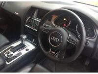 Audi Q7 steering wheel RARE