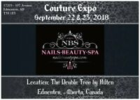 Nails Beauty Spa Couture Expo 2018