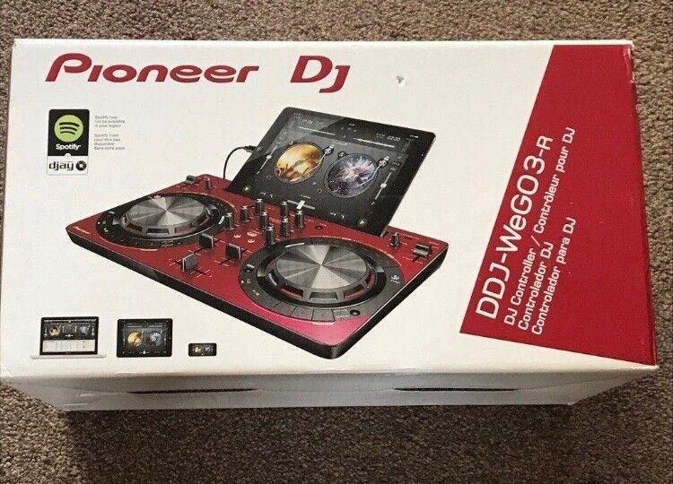 Pioneer DDJ-SZ SeratoVirtual DJ PRO