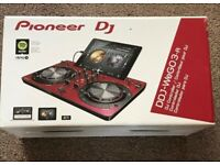 Pioneer DDJ-WeGo3, Barely Used, Mint Condition