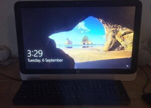 """HP 23-R102A 23"""" All-in-One Desktop Taylors Lakes Brimbank Area Preview"""
