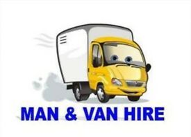 All Removal Service, 24/7 Man & Van Service with Friendly & Reliable Team