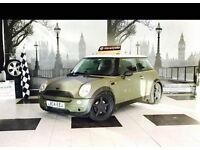 ★🎈WEEKEND SALE🎈★ 2004 MINI COOPER 1.6 PETROL★NEW CLUTCH & GEARBOX★NICE MATTE GREEN ★KWIKI AUTOS★