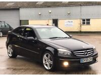 2010 Mercedes-Benz CLC 1,6 litre 3dr