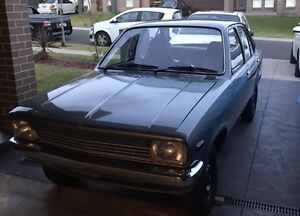 For sale/swap Holden Gemini td 1979 model St Clair Penrith Area Preview