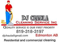 Residential & commercial cleaning - maintenance general