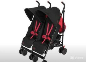 Brand new double buggy!!