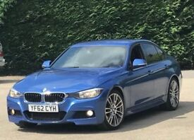 2012 BMW 3 Series 3,0 330d M Sport 5dr automatic 1 owner