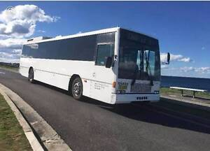 Bus or Motorhome Conversion - Volvo B10M Marrickville Marrickville Area Preview