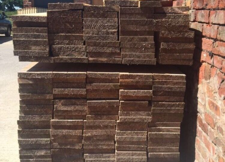 🌳Wooden Scaffold Boards