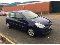 Renault Clio expression 1.5 dci 2007 5door £995