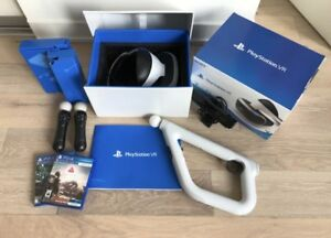 PlayStation Virtual Reality Bundle PS VR