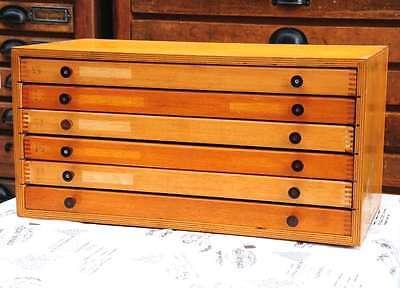 Schubladenschränkchen Setzkastenschrank Setzkastenaufsatz Setzkasten Vintage