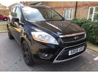 2009 Ford Kuga 1.9 TDI Diesel, 82000 Mileage, 1 Yr MOT, immaculate condition
