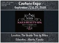 NBS - Nails Beauty Spa Couture Expo 2018