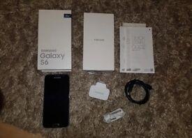 Samsung galaxy s6 Unlocked 32GB Excellent Condition