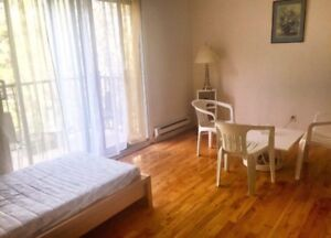 .:Furnished room in NDG.;