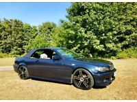 ** 2005 FACE LIFT 320CD M-SPORT WITH FULL SERVICE HISTORY **
