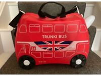 London trunki suitcase 🧳