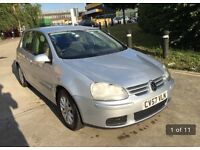 GOLF 5DR £1000 (ONLY 79,000 MILES ON THE CLOCK)