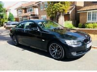 2009 BMW 320i Coupe, full service history, 11 months MOT