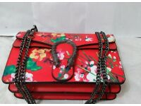 floral print brand new bag