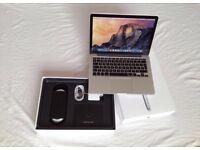 Macbook Pro 13 retina 2015 i5 16GB RAM boxed under warranty