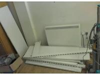 shop shelving QUICK SALE NEEDED
