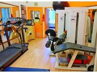 Personal Trainer with Private Glasgow GYM **8 sessions only £210** Be Fit not Thin